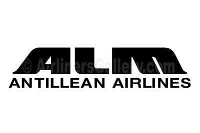 1. ALM Antillean Airlines logo