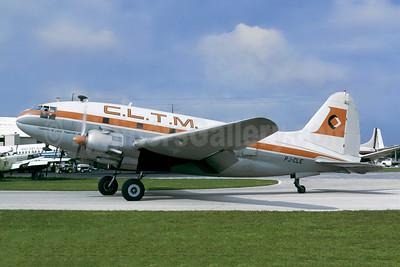 CLTM - Caraibische Lucht Transport Maatschappij Curtiss C-46A-60-CK Commando PJ-CLE (msn 369) MIA (Bruce Drum). Image: 104979.