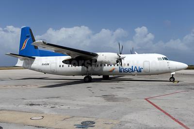 InselAir Fokker F.27 Mk. 050 PJ-KVM (msn 20288) CUR (Ton Jochems). Image: 931452.