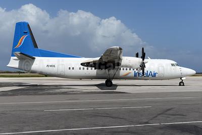 InselAir Fokker F.27 Mk. 050 PJ-KVL (msn 20278) CUR (Ton Jochems). Image: 931451.