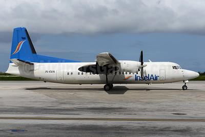 InselAir Fokker F.27 Mk. 050 PJ-KVN (msn 20299) CUR (Ton Jochems). Image: 937099.