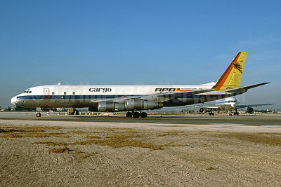 Leased from Iberia, operated for LACSA Cargo