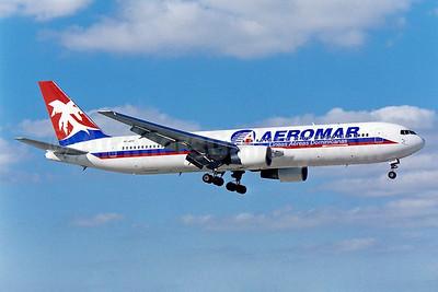 Airline Color Scheme - Introduced 2002 - Best Seller