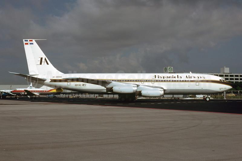 """Named """"Queen Ana"""", delivered September 29, 1981"""
