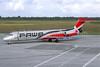 PAWA Dominicana McDonnell Douglas DC-9-87 (MD-87) HI978 (msn 49780) (Jacques Guillem Collection). Image: 939452.