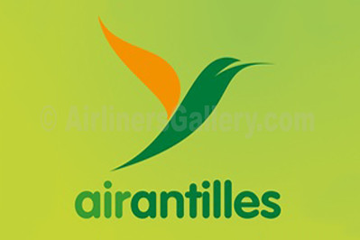 1. Air Antilles logo