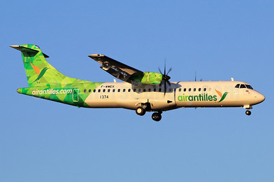 First ATR 72-600, new name and new livery