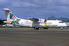 Air Antilles Express ATR 42-500 F-OIXD (msn 695) (Jacques Guillem Collection). Image: 936202.