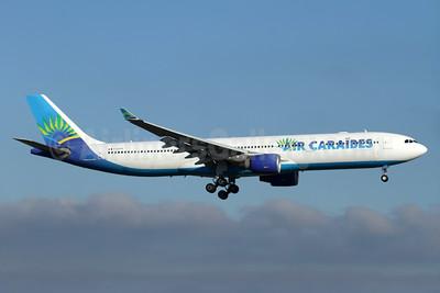 Air Caraibes (2nd) Airbus A330-323 F-GOTO (msn 1021) ZRH (Andi Hiltl). Image: 930267.
