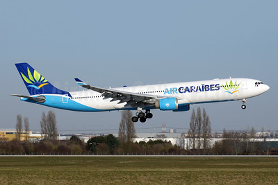 Air Caraibes (2nd) Airbus A330-323 F-OONE (msn 965) ORY (Antony J. Best). Image: 941154.