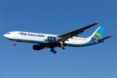 Air Caraibes (2nd) Airbus A330-323 F-WWKZ (F-HPTP) (msn 1265) TLS (Clement Alloing). Image: 907673.