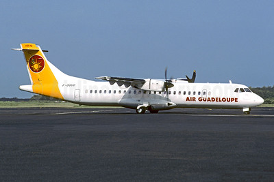 Air Guadeloupe ATR 72-212 F-OGUO (msn 475) FDF (Christian Volpati). Image: 946475.