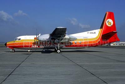Air Guadeloupe Fairchild F-27J F-OGJB (msn 103) LBG (Christian Volpati). Image: 946476.