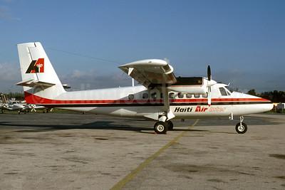 Haiti Air Inter de Havilland Canada DHC-6-200 HH-AIY (C-FAIY) (msn 188) MIA (Bruce Drum). Image: 104896.
