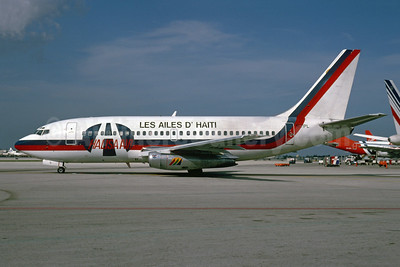 Leased from Aero Costa Rica on April 9, 1995