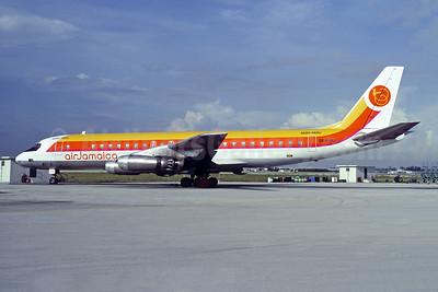 Leased to Aero Peru in June 1978
