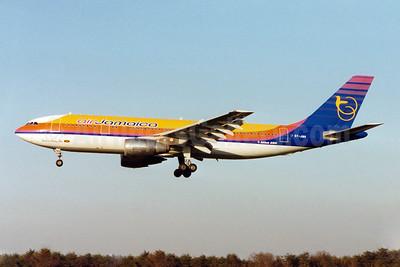 Air Jamaica Airbus A300B4-203 6Y-JMK (msn 131) BWI (Brian McDonough). Image: 901294.