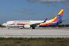 Air Jamaica-Caribbean Airlines Boeing 737-86J WL 9Y-JME (msn 32919) FLL (Brian McDonough). Image: 910783.
