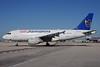 Air Jamaica Airbus A319-112 6Y-JAD (msn 3331) MIA (Bruce Drum). Image: 101165.