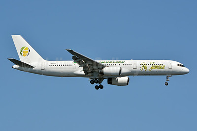 Fly Jamaica Boeing 757-23N N524AT (msn 30233) JFK (Jay Selman). Image: 402391.