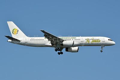Fly Jamaica Boeing 757-23N N524AT (msn 30233) JFK (Jay Selman). Image: 402391.