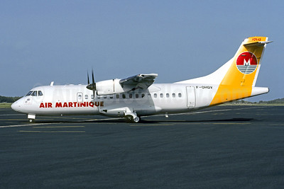 Air Martinique ATR 42-500 F-OHQV (msn 571) FDF (Christian Volpati). Image: 946495.