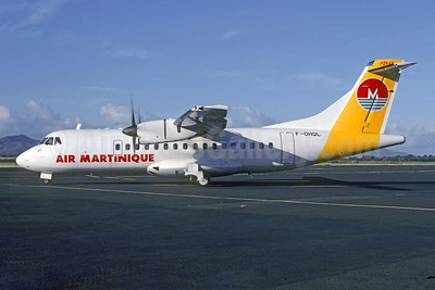 Air Martinique ATR 42-500 F-OHQL (msn 524) FDF (Christian Volpati). Image: 946494.