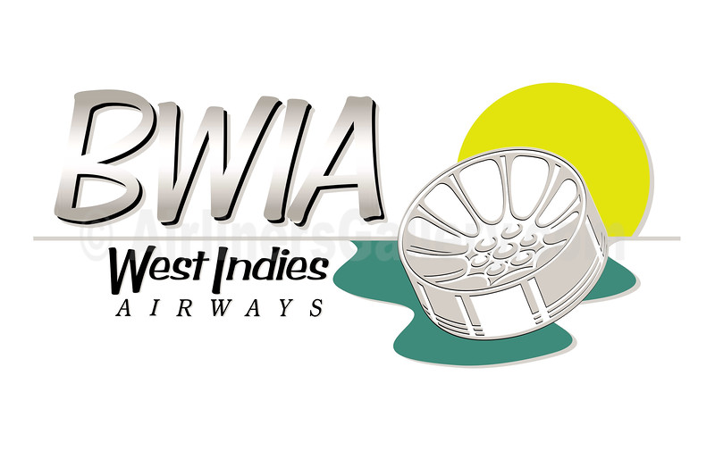 1. BWIA West Indies Airways logo