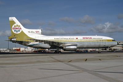 Airline Color Scheme - Introduced 1968