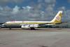 BWIA's shorter, long-range Boeing 707-138B model