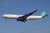 BWIA West Indies Airbus A340-311 9Y-JIL (msn 016) LHR (Antony J. Best). Image: 935274.