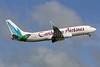 Caribbean Airlines Boeing 737-8BK WL 9Y-PBM (msn 29635) POS (Nigel Steele). Image: 904609.