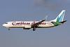 Caribbean Airlines-Air Jamaica Boeing 737-83N WL 9Y-SLU (msn 28246) MIA (Brian McDonough). Image: 906135.