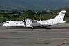 Caribbean Airlines (Swiftair) ATR 72-212A (ATR 72-500) EC-KUL (msn 809) POS (Nigel Steele). Image: 906133.