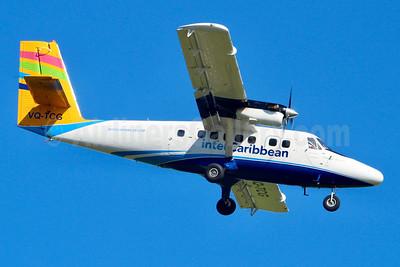 InterCaribbean Airways de Havilland Canada DHC-6-300 Twin Otter VQ-TCG (msn 513) SJU (Raul Sepulveda). Image: 940035.