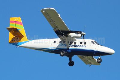 InterCaribbean Airways de Havilland Canada DHC-6-300 Twin Otter VQ-TCG (msn 513) SJU (Raul Sepulveda). Image: 940044.