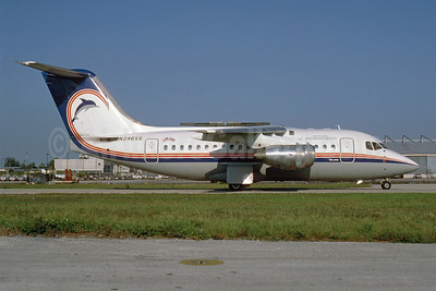 Airline Color Scheme - Introduced 1986