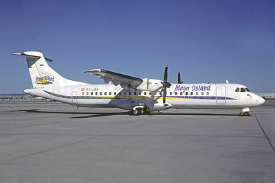 Leased from Swiftair on June 23, 2009