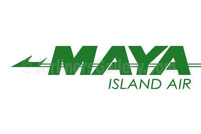 1. Maya Island Air logo