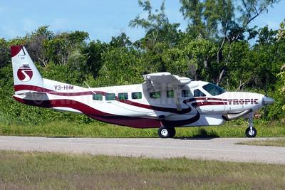 Tropic Air (Belize) Cessna 208B Grand Caravan V3-HHM (msn 208B2322) CUK (Christian Volpati). Image: 936617.