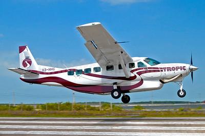 Tropic Air (Belize) Cessna 208B Grand Caravan V3-HHC (msn 208B2004) SPR (Jay Selman). Image: 402010.