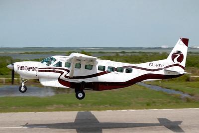 Tropic Air (Belize) Cessna 208B Grand Caravan V3-HFP (msn 208B0478) SPR (Jay Selman). Image: 402008.