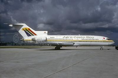 Aero Costa Rica Boeing 727-23 N1974 (msn 18430) MIA (Christian Volpati Collection). Image: 933504.