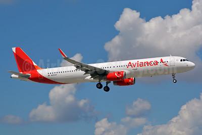 Avianca (Colombia) Airbus A321-231 WL N693AV (msn 6002) MIA (Jay Selman). Image: 402613.
