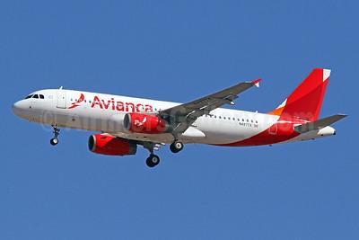 Avianca (Costa Rica) Airbus A320-233 N497TA (msn 3378) IAD (Brian McDonough). Image: 926838.