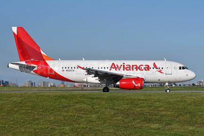 Avianca (Costa Rica) Airbus A319-132 N520TA (msn 3248) YYZ (TMK Photography). Image: 955104.