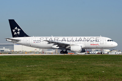 Avianca (Costa Rica) Airbus A320-214 N689TA (msn 5333) (Star Alliance) YYZ (TMK Photography). Image: 913833.