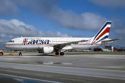 Airline Color Scheme - Introduced 1990