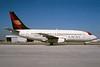 LACSA-Grupo TACA Boeing 737-225A N239TA (msn 23789) MIA (Bruce Drum). Image: 104127.