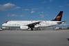 LACSA-TACA Airbus A320-233 N991LR (msn 561) MIA (Bruce Drum). Image: 100373.